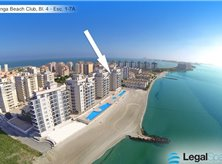 LA MANGA BEACH CLUB, BLOQUE 4, ESC. 1, 7º A - REF 1149